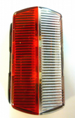 12V RED/CLEAR SIDE MARKER LIGHT L E PEREI